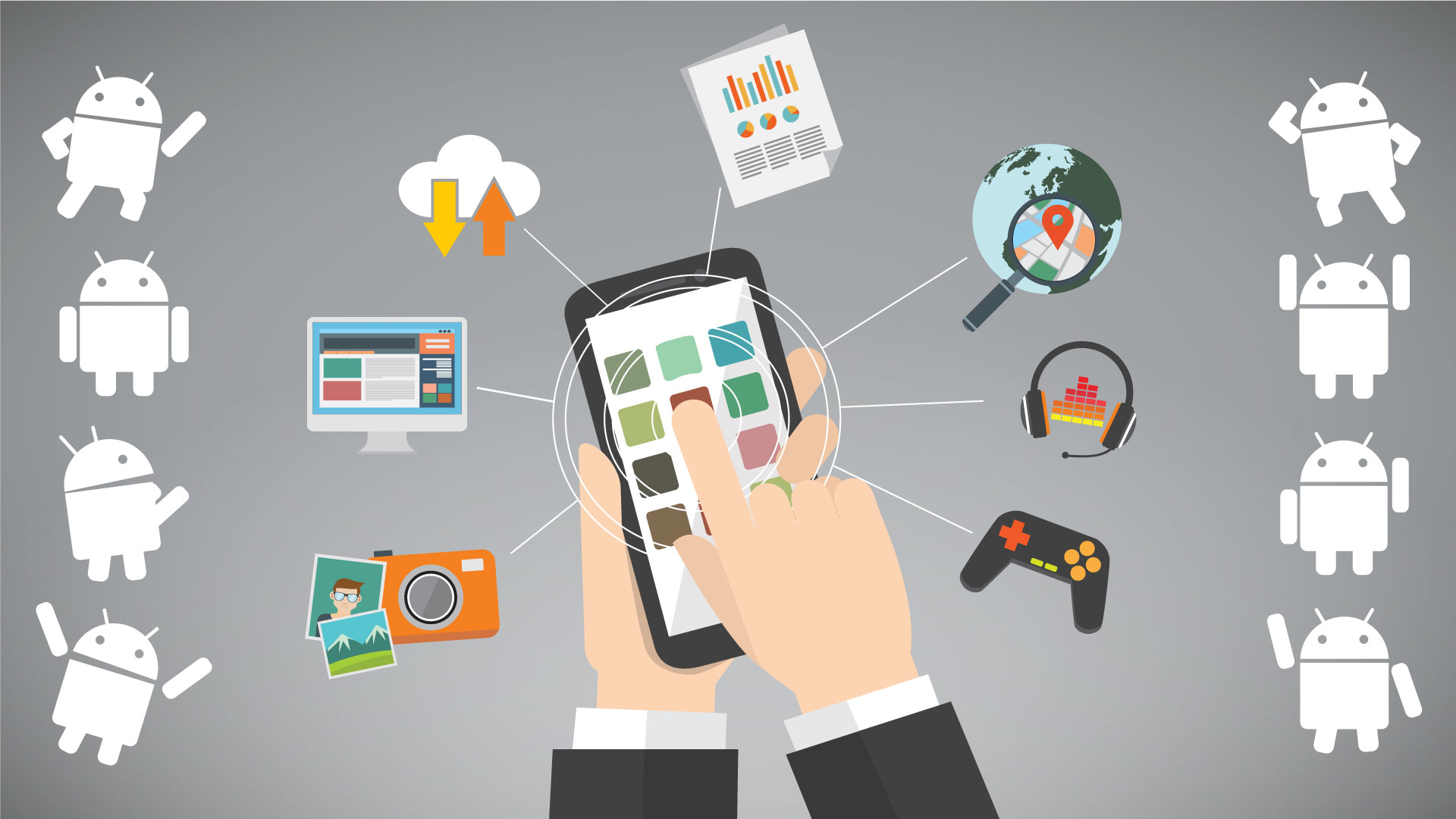 Image result for requirements of android app development